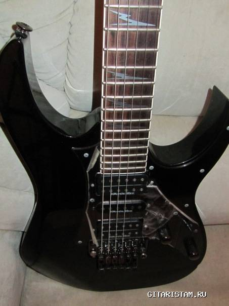 IBANEZ RG2550Z GALAXY BLACK (Москва) - фото