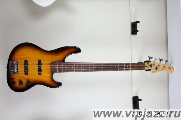 FENDER JAZZ BASS PLUS 5 USA 1992 (Москва) - фото