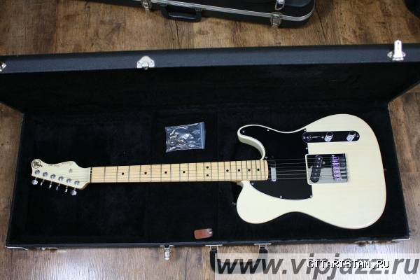 GIBSON VALLEY ARTS T-SERIES CUSTOM PRO 2007 USA TELECASTER  (Москва) - фото