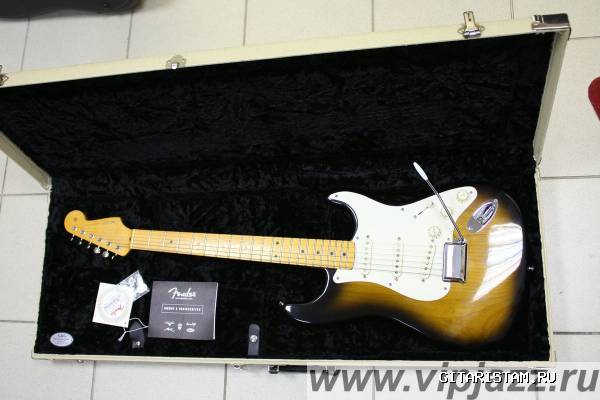 FENDER ARTIST SERIES ERIC JOHNSON STRATOCASTER 2006 (Москва) - фото