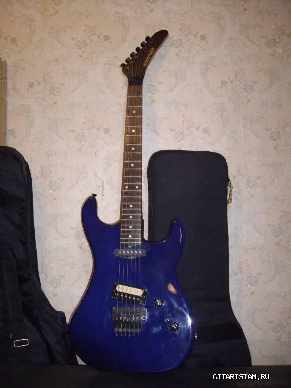 Гитара производена в Японии 1989 год. . Серийный номер: B27223. . Думаю К